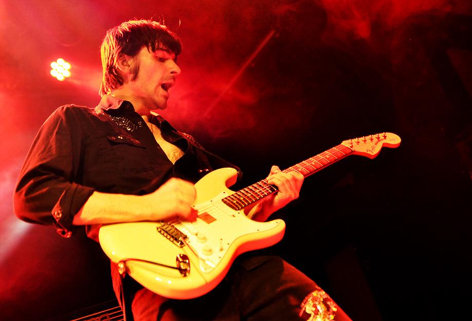 Mark Zyk (Gitarre)